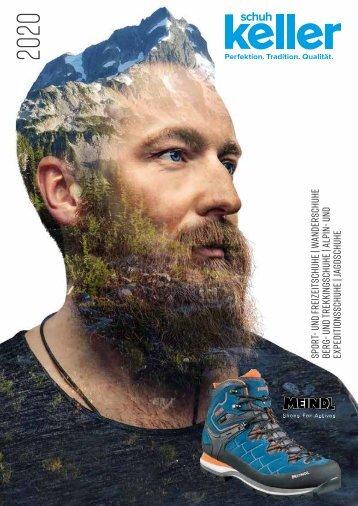 Schuh-Keller KG Katalog 2020