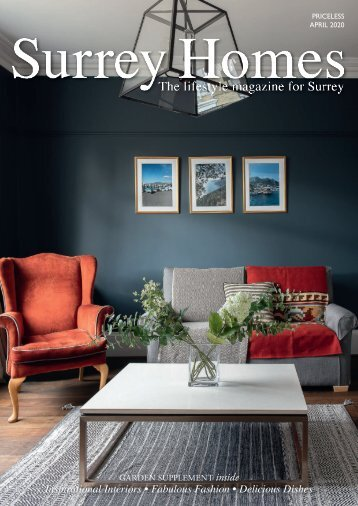 Surrey Homes | SH66 | April 2020 | Gardens supplement