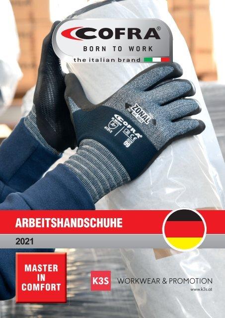 K3S Cofra Gloves