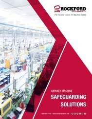 Rockford Systems Turnkey Machine Safeguarding Solution Catalog (all in one)