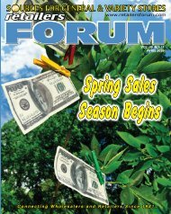 Retailers Forum April 2020 EMAG