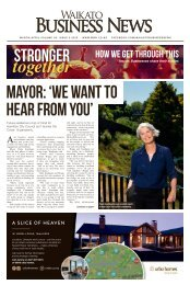 Waikato Business News March/April 2020
