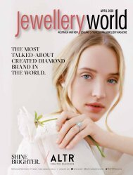 Jewellery World Magazine - April 2020