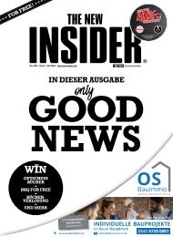 THE NEW INSIDER No. XII, April 2020, #441