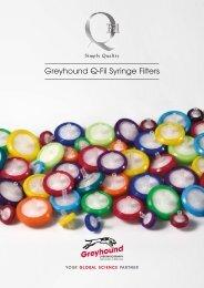 Greyhound Q-Fil Catalogue 2020