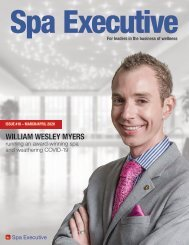 Spa Executive March/April Issue
