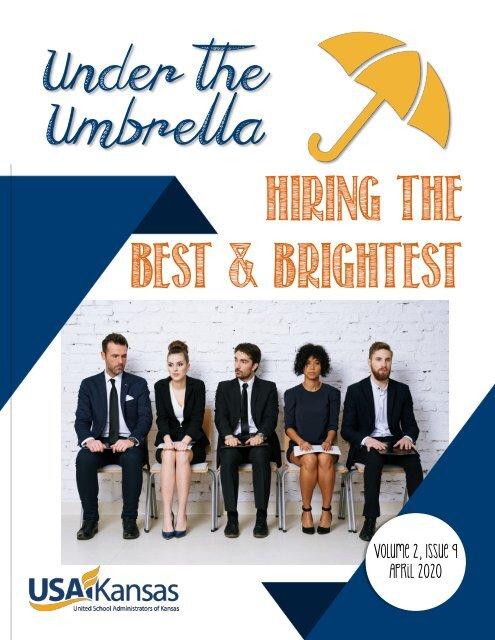 Under the Umbrella, Volume 2, Issue 9