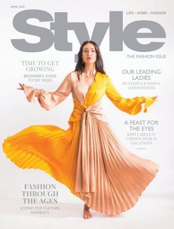 Style: April 03, 2020