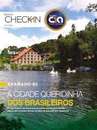 Revista Check-in - 2ª Edição.