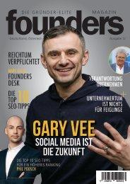 founders Magazin Ausgabe 12