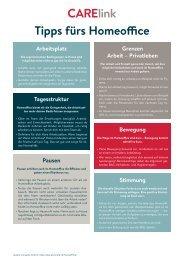 COVID-19: Tipps fürs Homeoffice