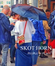 Skot Horn - People in Place - March April 2020