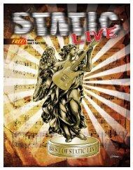 Static Live Magazine April 2020