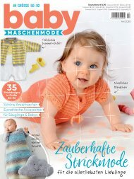 Baby Maschenmode Nr. 44