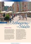 Ostbayerische Stadterlebnisse - Page 3
