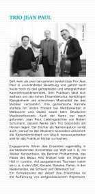 Trio Jean Paul - Seite 4