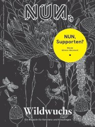 NUN, #4 – Wildwuchs