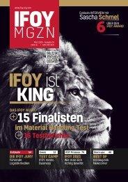 IFOY MGZN 2020 DE