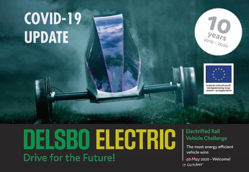 The Delsbo Electric way 2020_200402