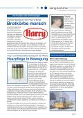 Brotkörbe marsch Fördertechnik für Harry-Brot ... - Langhammer - Seite 3