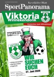 Sport Panorama - Ausgabe 1 2020