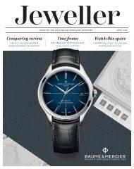 Jeweller - April 2020