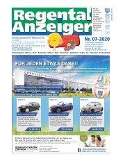 Regental-Anzeiger 07-20