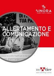Allertamento e Comunicazione / Enti e PA