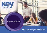 Key Training Academy Courses