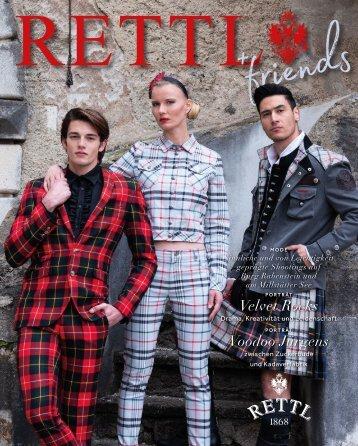 Rettl and friends Ausgabe 18 Frühling/Sommer 2020