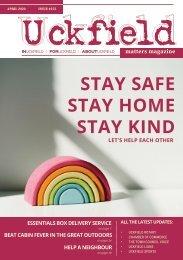 Uckfield Matters Magazine April 2020