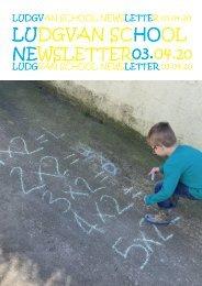 Newsletter 13- 03.04.20