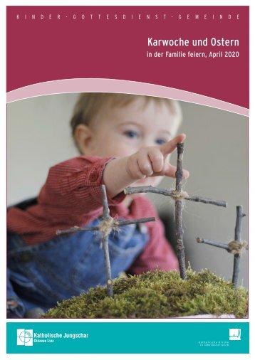 Kinder Gottesdienst Gemeinde Ostern 2020
