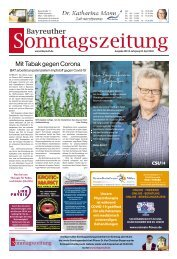 2020-04-05 Bayreuther Sonntagszeitung