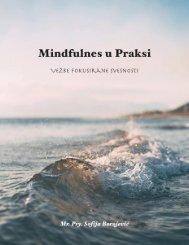 Mindfulness u Praksi - Sofija Borojević
