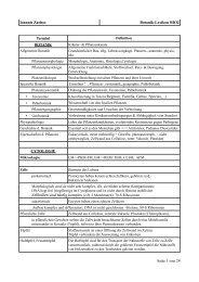 Download Botanik-Lexica - Biostudent - Regnum der Biologie