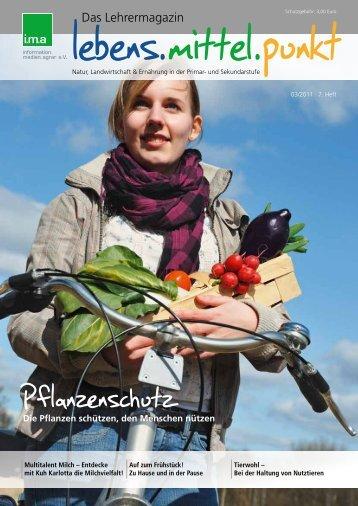 Die Pflanzen schützen, den Menschen nützen - information.medien ...