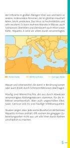 Risiko Hepatitis A, Hepatitis B auf Reisen - arbeitsmedizin-gsk.de - Seite 5