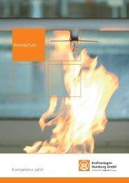 Brandschutz Kompetenz zählt - Kraftanlagen Hamburg GmbH