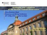 Reinhard Krause - Maleki Conferences GmbH