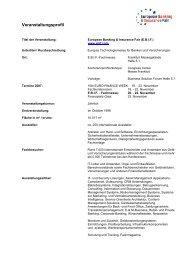 Konzept - Maleki Conferences GmbH