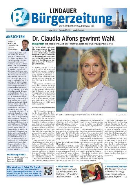 04.04.2020 Lindauer Bürgerzeitung