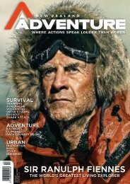 Adventure Magazine April 2020