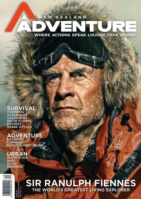 Adventure Magazine April 2020