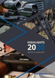 Waffen-Schumacher – Highlights 2020