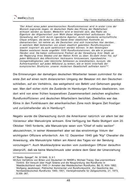 Rundfunk in Stuttgart 1934 - Mediaculture online