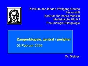 Zangenbiopsie