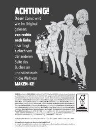 Maken-Ki 19 (Leseprobe) DMAKK019