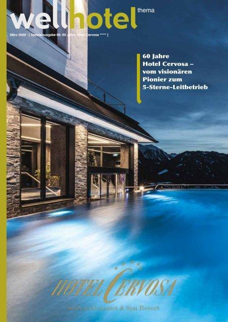 wellhotel Sonderheft 60 Jahre Hotel Cervosa