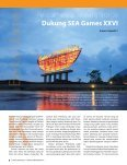 Dukung SEA Games XXVI - Ditjen Cipta Karya - Page 4